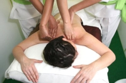 Four Hands Massage 1