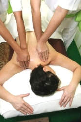 Four Hands Massage 2