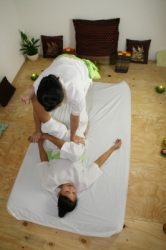 Traditional Thai Massage 2