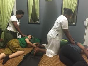 Lui Thaimassage Training014