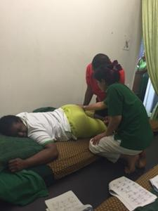 Lui Thaimassage Training021